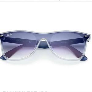 ray bans blaze wayfarer sunglasses